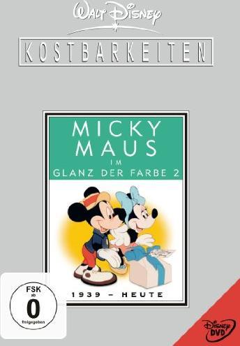 Walt Disney Kostbarkeiten 4: Micky Maus im Glanz der Farbe 2 -- via Amazon Partnerprogramm