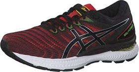 Asics Gel-Nimbus 22 classic red/black (Herren) (1011A680-601)