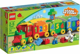 LEGO DUPLO Play & Discover - Number Train (10558)