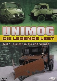 Unimog - Die Legende lebt Teil 1 (DVD)