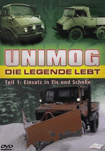 Unimog - Die Legende lebt Teil 1 -- via Amazon Partnerprogramm