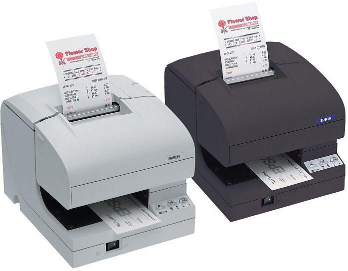 Epson TM-J7100, parallel, schwarz (C31C490061)