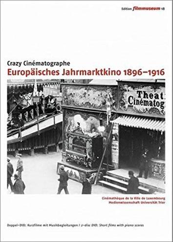Europäisches Jahrmarktkino 1896-1916 -- via Amazon Partnerprogramm