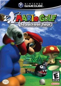 Mario Golf - Toadstool Tour (German) (GC)