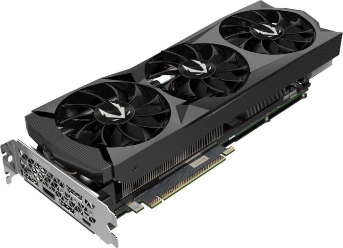 Zotac Gaming GeForce RTX 2080 AMP, 8GB GDDR6, HDMI, 3x DP, USB-C (ZT-T20800D-10P/ZT-P00010B-10P)