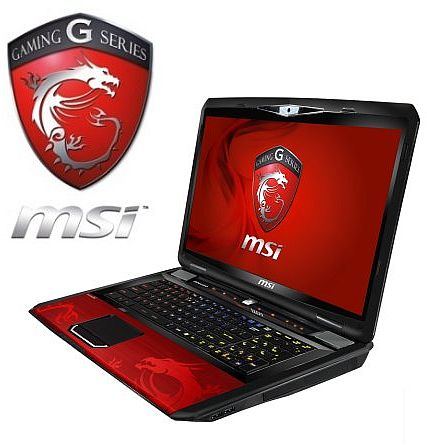 MSI GT70PH-75X41217B-R Dragon Edition (001762-SKU30)