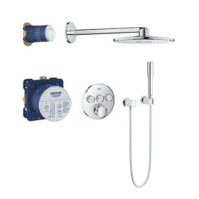 Grohe Grohtherm SmartControl thermostat shower systems set Rainshower 310 & SmartActive Cube chrome (34705000)