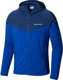 Columbia Heather Canyon Jacke azul/carbon (Herren) (1714111-437)