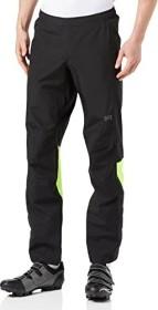 Gore Wear Gore-Tex Paclite Radhose lang black/neon yellow (Herren) (100652-9908)