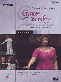 Grace Bumbry - Voices of our Time (DVD)