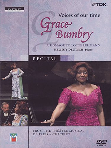 Grace Bumbry - Voices of our Time