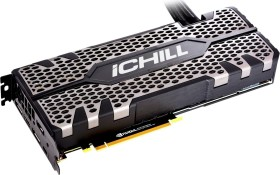 INNO3D GeForce RTX 2080 Ti iCHILL Black, 11GB GDDR6, HDMI, 3x DP, USB-C (C208TB-11D6X-11500004)