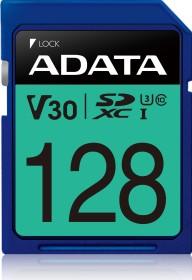 ADATA Premier Pro R100/W80 SDXC 128GB, UHS-I U3, Class 10 (ASDX128GUI3V30S-R)