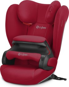 Cybex Pallas B-Fix dynamic red 2020 (520004007)