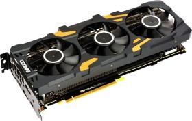 INNO3D GeForce RTX 2080 Ti Gaming OC X3, 11GB GDDR6, HDMI, 3x DP, USB-C (N208T3-11D6X-1150VA24)