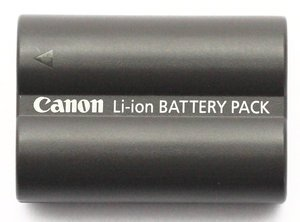 Canon BP-511 Li-Ion battery (3055A003) -- © bepixelung.org