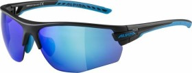 Alpina Tri-Scray 2.0 HR black mat-cyan/ceramic mirror blue (A8642.3.31)