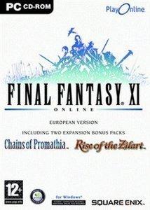 Final Fantasy XI (MMOG) (deutsch) (PC)