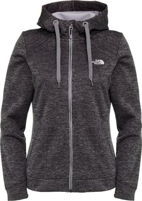 The North Face Kutum Full Zip Hoodie Damen four leaf clover heather