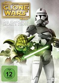 Star Wars: The Clone Wars Season 6 (DVD)