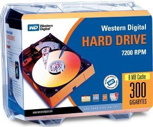 Western Digital Caviar Blue 300GB retail (WD3000JBRTL2)