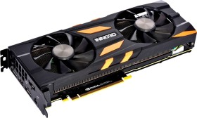 INNO3D GeForce RTX 2080 X2 OC, 8GB GDDR6, HDMI, 3x DP, USB-C (N20802-08D6X-1180633)