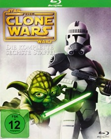 Star Wars: The Clone Wars Season 6 (Blu-ray)