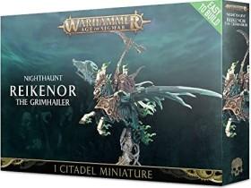 Games Workshop Warhammer Age of Sigmar - Nighthaunt - Easy to Build Reikenor the Grimhailer (99120207058)