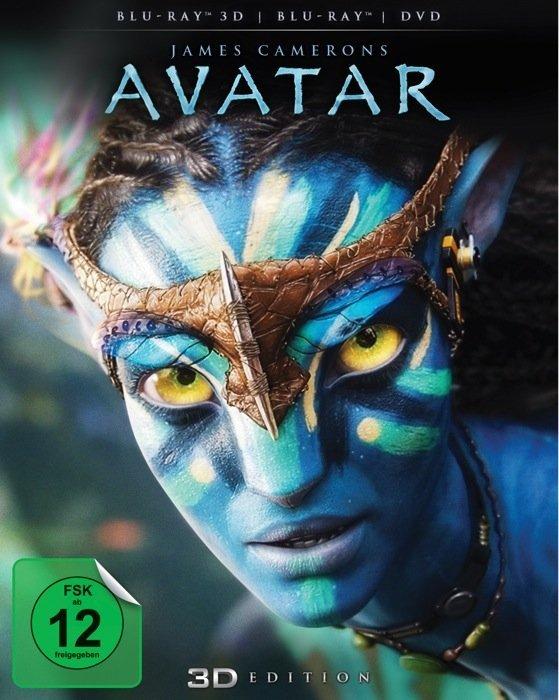 Avatar - Aufbruch nach Pandora (3D) (Blu-ray)