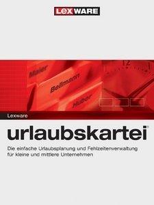Lexware: Urlaubskartei 2004 4.x (PC) (08851-0012)