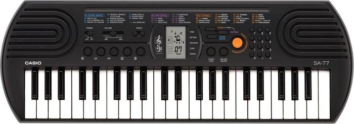 Casio SA77 Keyboard