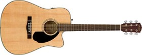Fender CD-60SCE Natural (097-0113-021)