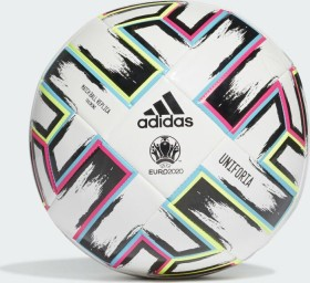 adidas Uniforia Training Ball white/black/signal green/bright cyan (FU1549)
