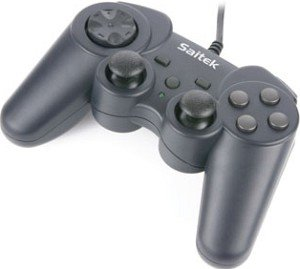 Saitek P380 Dual Analog Gamepad, USB (PC) (105782)