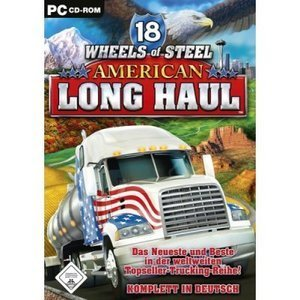 18 Wheels of Steel - American Long Haul (German) (PC)