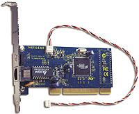 Netgear FA312, 1x 100Base-TX, PCI