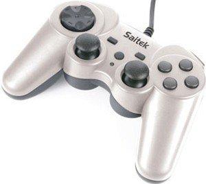 Saitek P480 Dual analogowy Gamepad, USB (PC) (105980)