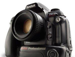 Kodak Professional DCS Pro 14n schwarz Gehäuse (8344269/1334374)