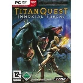 Titan Quest - Immortal Throne (Add-on) (PC)
