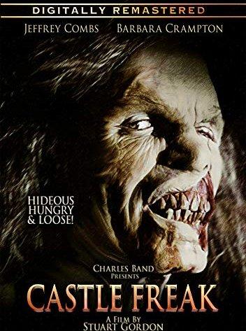 Castle Freak -- via Amazon Partnerprogramm