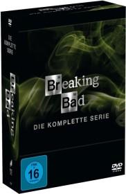 Breaking Bad Box (Season 1-5) (DVD)
