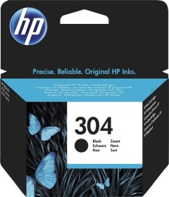 HP Druckkopf mit Tinte 304 schwarz (N9K06AE)