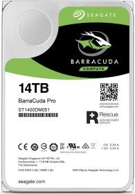 Seagate BarraCuda Pro +Rescue 14TB, SATA 6Gb/s (ST14000DM001)