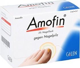 Amofin 5% Nagellack, 3ml