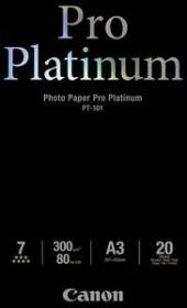 Canon PT-101 photo paper Pro A3, 300g/m², 20 sheets (2768B017)