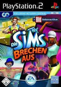 Die Sims - brechen aus (deutsch) (PS2)
