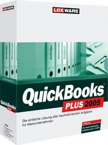 Lexware QuickBooks Plus 2005 (PC) (06825-0017)