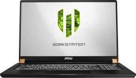 MSI WS75 9TK-1206 - Mobile Workstation (0017G1-1206)