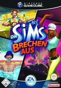 Die Sims - brechen aus (niemiecki) (GC)