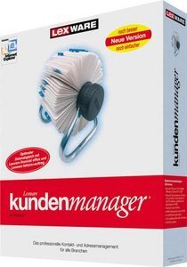 Lexware Kundenmanager 2005 3.0 (PC) (08801-0005)